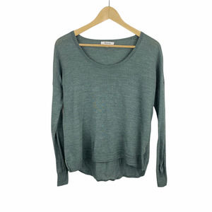 Madewell Green Southstar Sweater